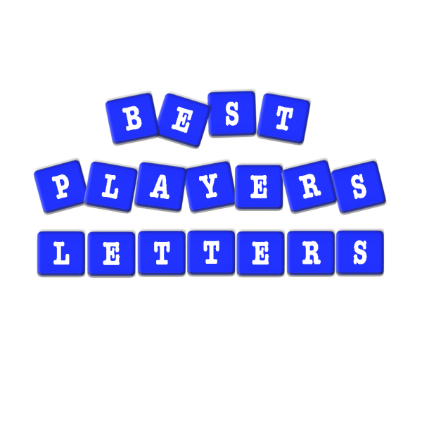 Best Players Letters - Letters and Numbers Countdown