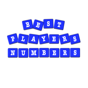 Best Countdown Players Numbers